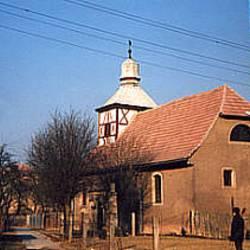 Kirche von Tröbsdorf